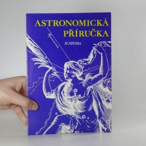 náhled knihy - Astronomická příručka