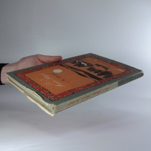 antikvární kniha Na horách, 1954
