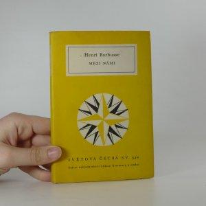náhled knihy - Mezi námi