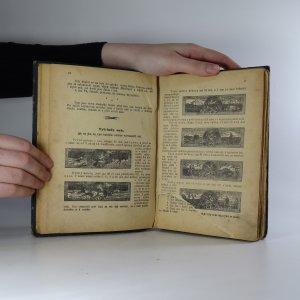antikvární kniha Storchův nejúplnější egyptsko-perský a chaldejský obrázkový snář, 1903