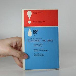 antikvární kniha Dokument, 1977