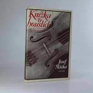 náhled knihy - Knížka o houslích a o mnohém kolem nich
