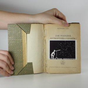antikvární kniha Jak poznává astrofysika vesmír?, 1949