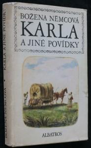 náhled knihy - Karla a jiné povídky