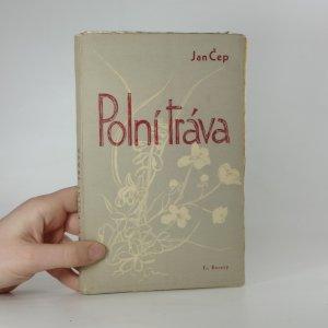 náhled knihy - Polní tráva