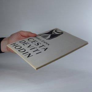 antikvární kniha Cesta devíti hodin, 1937
