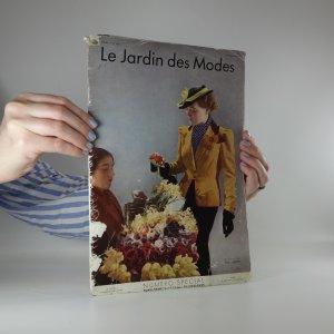 náhled knihy - Le Jardin des Modes. Číslo 231. (15.4.1937)