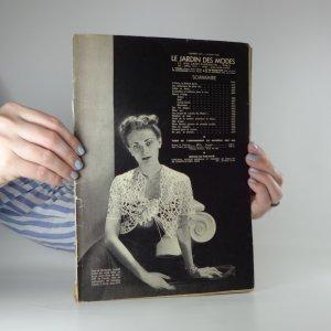 náhled knihy - Le Jardin des Modes. Číslo 259. (15.6.1938)