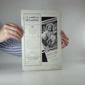 náhled knihy - Le Jardin des Modes. (1.1.1937)