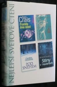 náhled knihy - Pravidlo dvou minut, Drozd z ostrova Uieta, Pod sněhem, Stíny v hlubinách