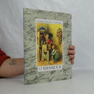 náhled knihy - O trpaslících. Z pokladů našich a světových pohádkářů