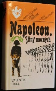náhled knihy - Napoleon. Stíny mocných