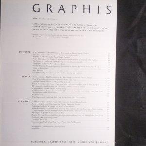 antikvární kniha Graphis. Ročník 37, číslo 218, 1982
