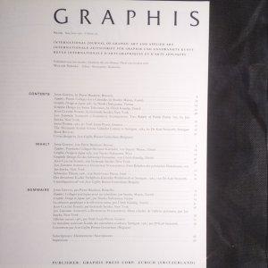 antikvární kniha Graphis. Ročník 38, číslo 219, 1982