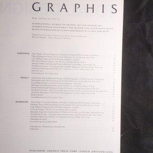 antikvární kniha Graphis. Ročník 38, číslo 220, 1982