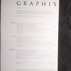 antikvární kniha Graphis. Ročník 28, číslo 161, 1972, 1973