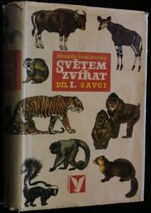 náhled knihy - Světem zvířat. 1. díl, Savci