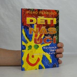 náhled knihy - Děti nás učí: výchova jako dobrodružství