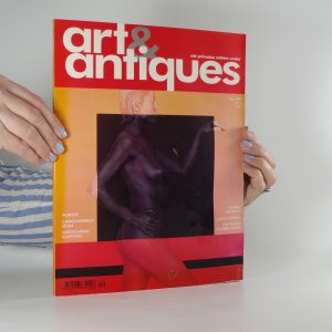 náhled knihy - Art & Antiques. (Říjen 2002)