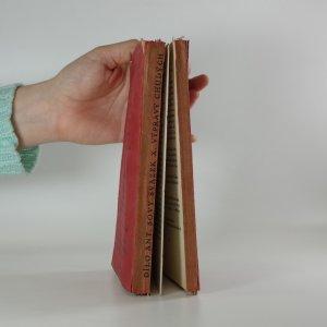 antikvární kniha Výpravy chudých, 1924