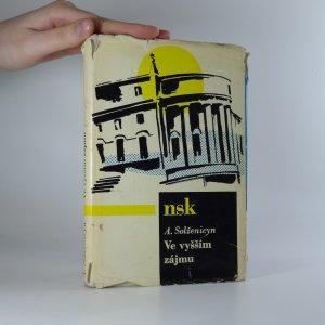náhled knihy - Ve vyšším zájmu