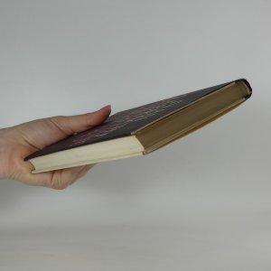 antikvární kniha Zamřížované zrcadlo, 1954
