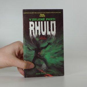 náhled knihy - V zelené pasti Rhulů