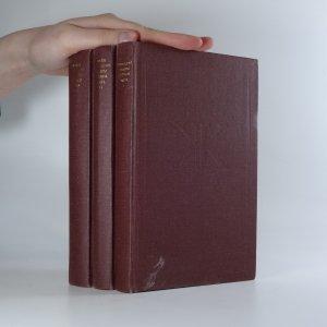 náhled knihy - Křížová cesta (3 svazky, komplet)