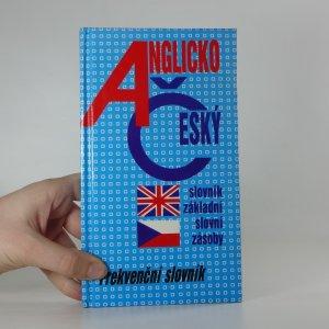 náhled knihy - Anglicko-český slovník základní slovní zásoby