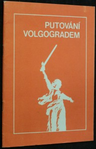 náhled knihy - Putování Volgogradem