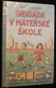 náhled knihy - Brigáda v mateřské škole