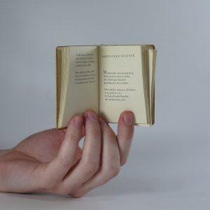 antikvární kniha Pasionál, 1960