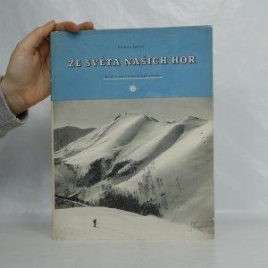 náhled knihy - Ze světa našich hor