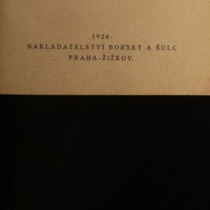 antikvární kniha Tetička Krůžalka , 1924