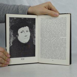 antikvární kniha Živá tvář Erasma Rotterdamského, 1985
