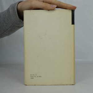 antikvární kniha Cesta do Indie, 1974