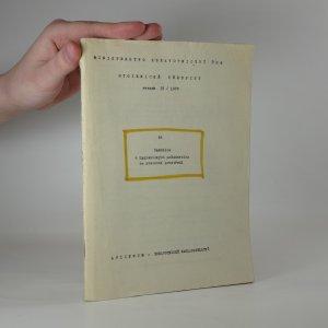 náhled knihy - Hygienické předpisy 39/1978. Směrnice o hygienických požadavcích na pracovní prostředí