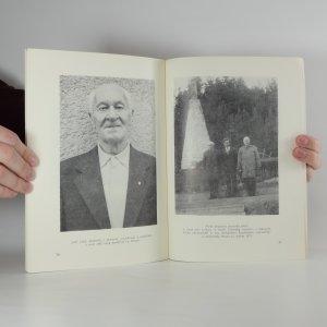 antikvární kniha Památník Pístov, 1986