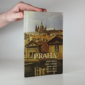 náhled knihy - Praha. Plán města