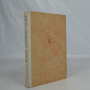náhled knihy - Kateřina Veliká