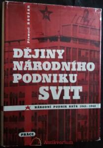 náhled knihy - Dějiny národního podníku SVIT