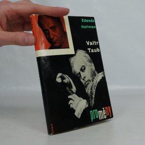 náhled knihy - Valtr Taub