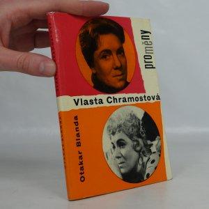 náhled knihy - Vlasta Chramostová