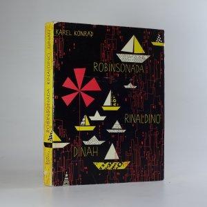 náhled knihy - Robinsonáda. Rinaldino / Dinah