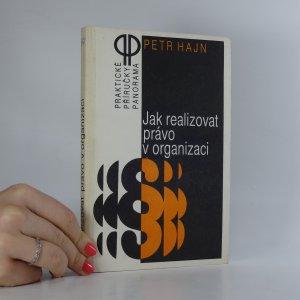 náhled knihy - Jak realizovat právo v organizaci