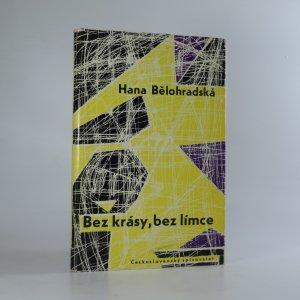 náhled knihy - Bez krásy, bez límce