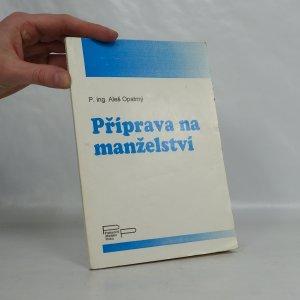 náhled knihy - Příprava na manželství