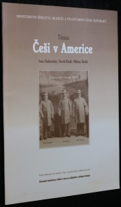 náhled knihy - Češi v Americe