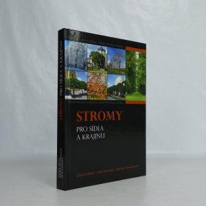náhled knihy - Stromy pro sídla a krajinu