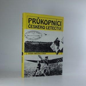 náhled knihy - Průkopníci českého letectví